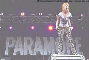 paramore by onehearttonelove