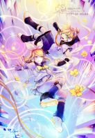 Advent of Kagamine V4X by zeldacw