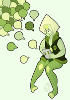 Peri Tweet by TheKingKez