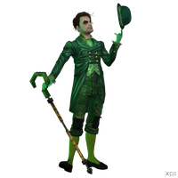 The Riddler (BurtonVerse) by MrUncleBingo