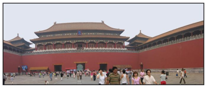 Forbidden City by MikiMaus