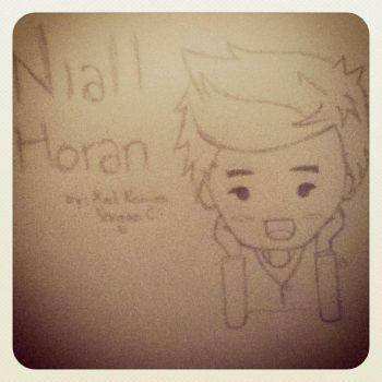 Drawing - Niall Horan by Tutosunicons