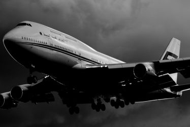 747-400 by Alexgeorge14