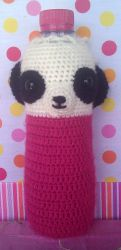 Panda bottle sweater by phampyk