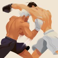 pugilists by jenniferhom