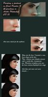 Portrait Painting Tutorial III by soffl