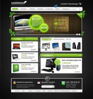 Tech Shop Layout by thebebel