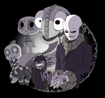 Gaster Followers by Wenrind