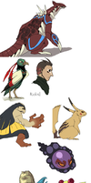 -Brief- Pokemon Dump 9 by umbbe