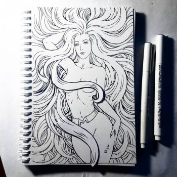 Instaart - Medusa by Candra