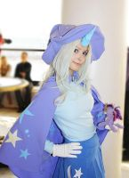 My Little Pony Trixie cosplay by AmaneMiss