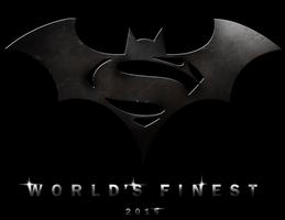 WORLD'S FINEST - SDCC13 TEASER POSTER by MrSteiners