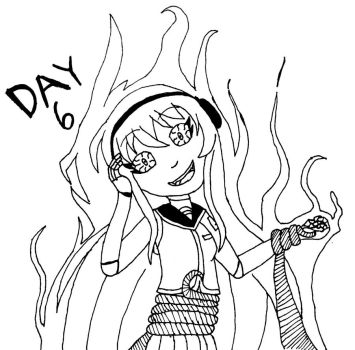 Goretober Day 6: Possession by Ask-Tei-the-Yandere
