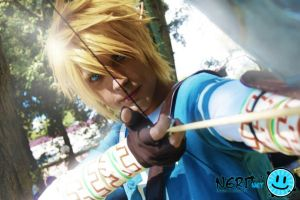 Link u - The legend of Zelda by IKaggi14