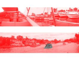 Norfolk Broad Strips by creationbooth