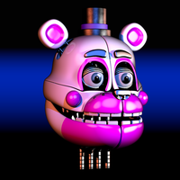 Funtime funtilized freddy commision by NathanzicaOficial