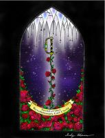 Sword of Dios Window by amikit