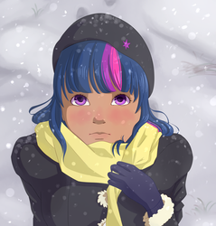 Snowfall by Chiweee
