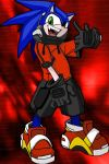 Sonic the Hedgehog by Ronic2003