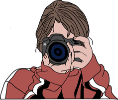 My camera and me by Anulowlin
