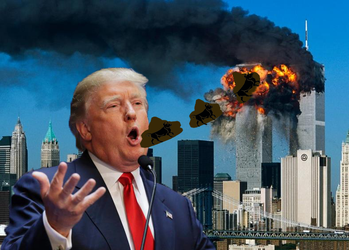 Donald trump did 9-11 by luckybirdy4
