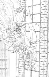 Critter 21 Pencils by JenBroomall
