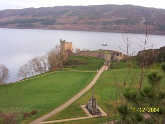The Bonnie Banks of Loch Ness by OscarTheCamel