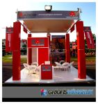AGCO Exhibition Stand Photo by GriofisMimarlik
