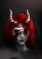 The Binding of Isaac: Lilith by ImperiusArt