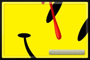 Watchmen Smiley Wallpaper Pack by AidanH