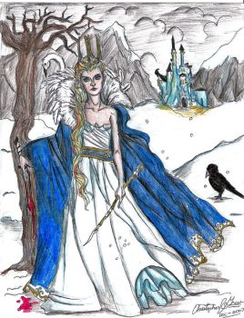 The White Queen by KermitTX