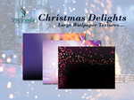 Wallpaper Textures- Christmas Delight by spiritcoda