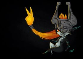Midna by Lushies-Art