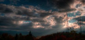 Wires by racik