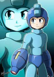 Megaman Classic by HechEff