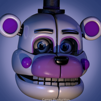 Funtime Freddy  V3  WIP (4K) by GamesProduction