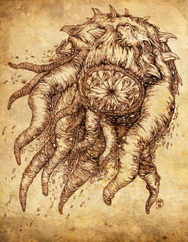 Kassogtha, the leviathan of diseases by hawanja