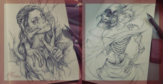 Sketches-3 by jasric