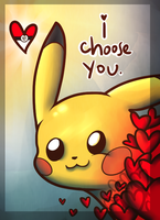 I choose you Valentine~ by little-space-ace
