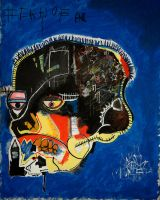 Basquiat - Untituled by Intensivetherapy