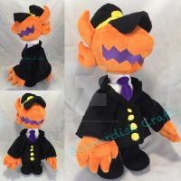 Conductor Custom Plush - A Hat In Time by BeeNerdishCrafts