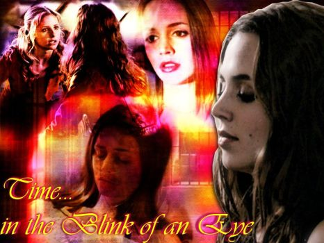 Time in the Blink of an Eye by PatriciaTepes