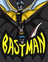 Bastman and Vanthgirl by neyola298