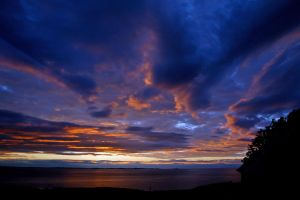 Scottish Sunset 10449722 by StockProject1