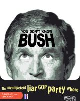 You Don't Know Bush by pseudo-manitou
