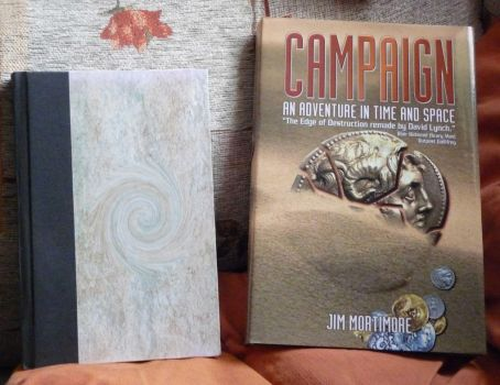 Doctor Who: Campaign - handmade edition pix by Jimmortimore