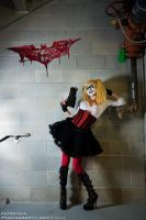 Hey, Puddin'. Mister J sent me to tell you 'H by Tayyrex