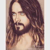 Jared Leto by Maheen-S