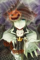 KH: Happy Halloween! by yoruven