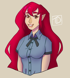 Alma Commission by TropicaIDeer